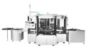 Inspektionsmaschine von Syntegon Technology