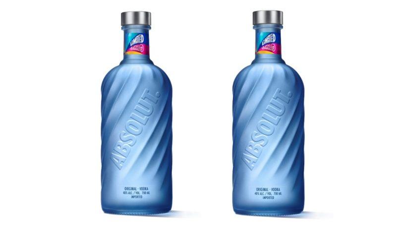 Ardagh produziert Absolut Wodka Flasche
