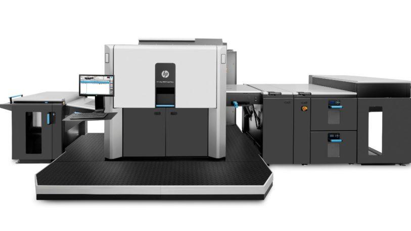 Die HP Indigo 10000 Digital Press im Certified Certified Pre-Owned-Programm