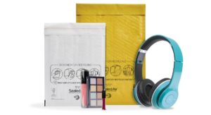 Luftpolster-Versandtaschen von Sealed Air recyclingfähige