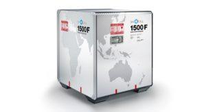 Kühlcontainer für Pharmaprodukte von Skycell