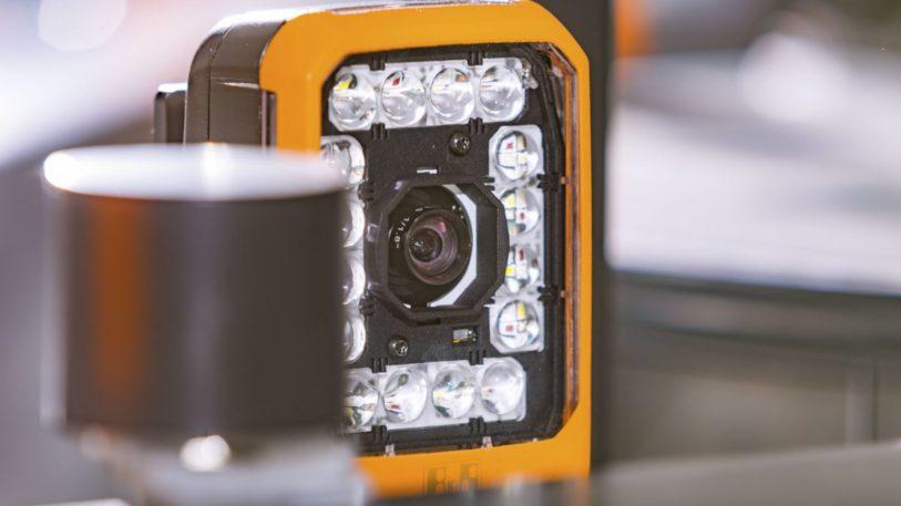 Die neue Smart Camera von B&R für vielfältige Bildverarbeitungsaufgaben.