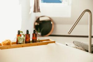 levy & frey refill im Badezimmer