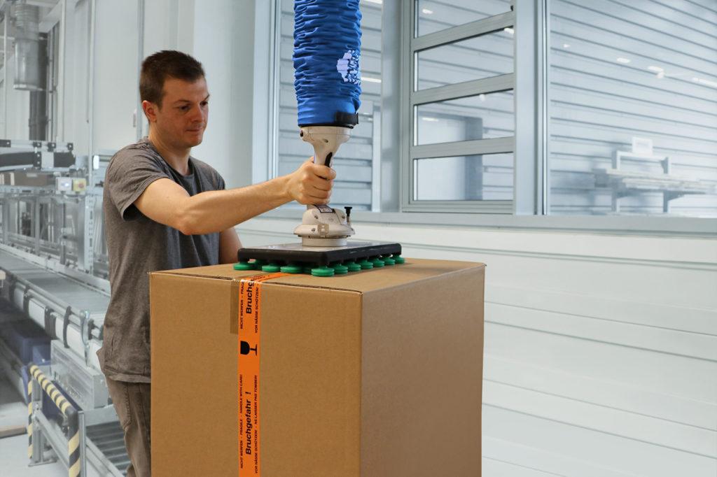 Vakuumschlauchheber Jumboflex von Schmalz