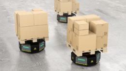 Roboter können autonom navigieren