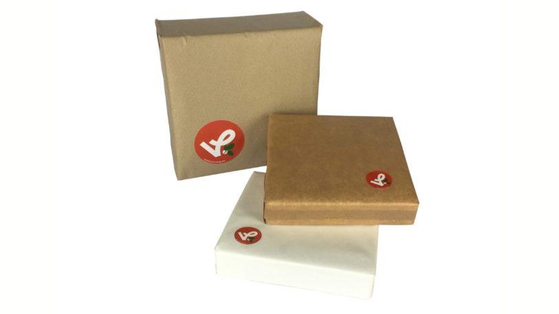 Optima Senning Servietten in Papierverpackung