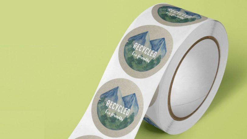 Releaseliner aus Recyclingpapier von VPF