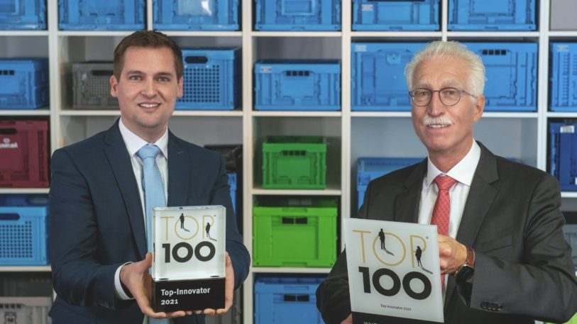 Walther Faltsysteme Top-100 Siegel
