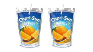 Capri-Sun führt Papiertrinkhalm ein