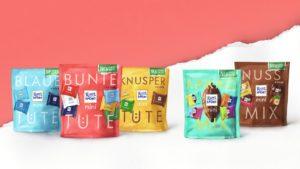 Ritter Sport mini Tüte in fünf Sortierungen