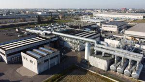 Die Sidac Produktionsstätte im italienischen Forli bei Bologna.