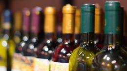 Weinflaschen von Glass Line