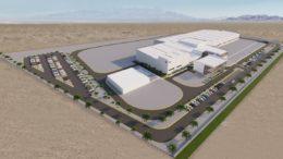 SIG neues Packstoffwerk in Mexiko