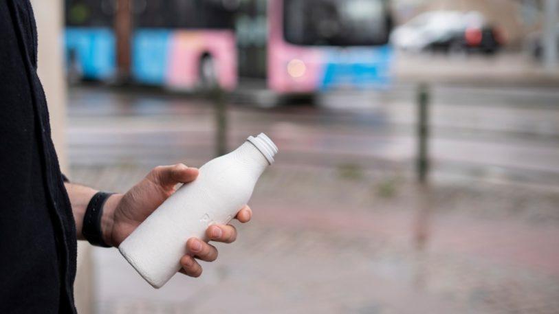 Stora Enso und Pulpex planen Herstellung von Papierflaschen
