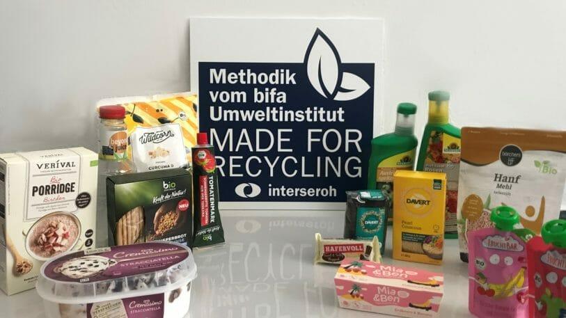 Made for Recycling Gütesiegel feiert Jubiläum