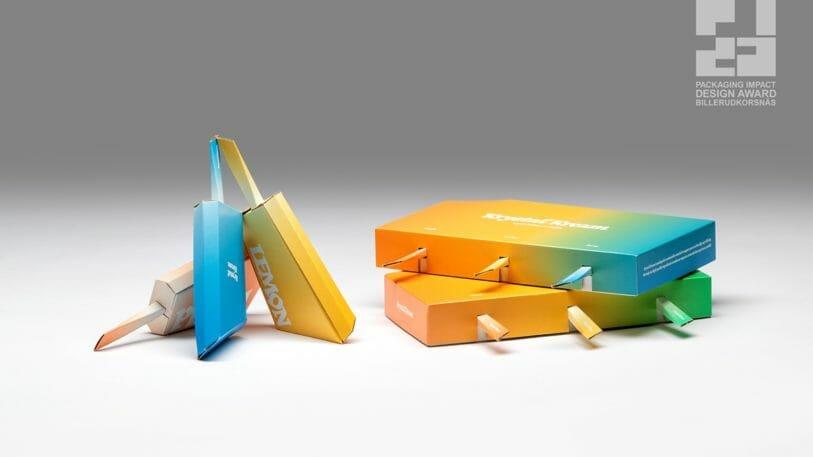 Doppelsieger beim Packaging Impact Design Award 2021