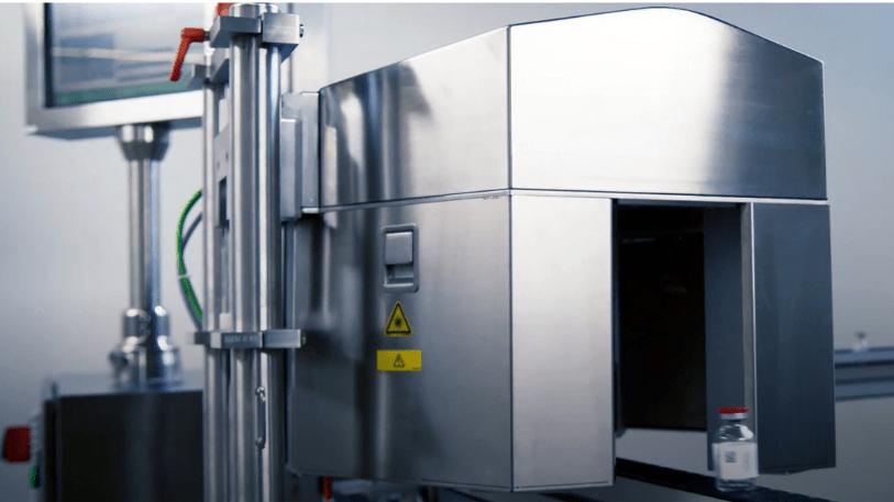 T60 Integrated 360 Serie für die Serialisierung von Mettler-Toledo