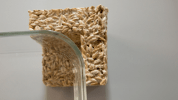 Proservation Verpackungsmaterial aus Spelzen