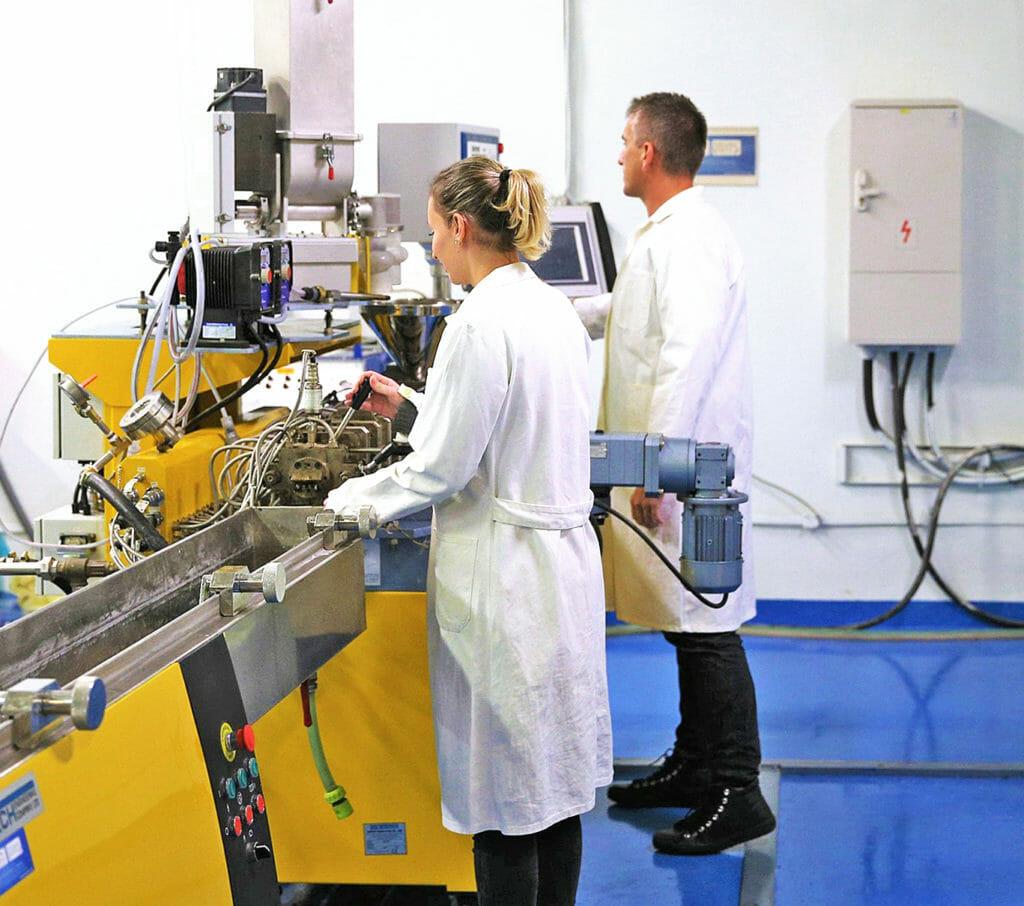 Panara forscht im Bereich Biokunststoffe