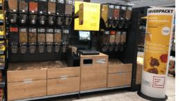 Kaufland testet Unverpackt-Stationen