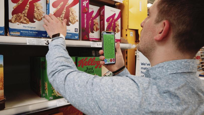 Kellogg nutzt NaviLens