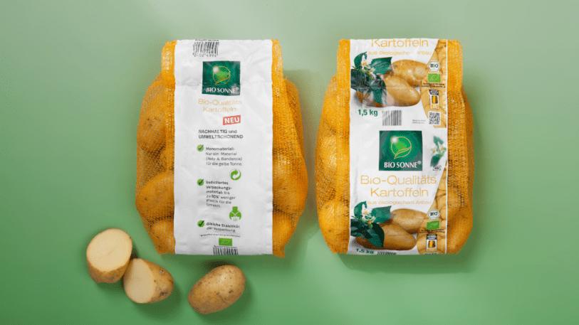 Norma extrudierte Kartoffelnetze