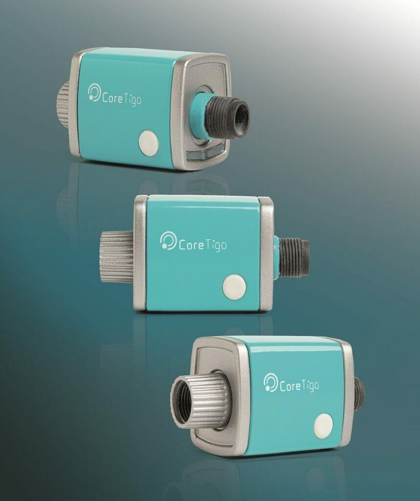Die TigoBridge verbindet drahtlos IO-Link-Geräte mit dem IO-Link Wireless Master.