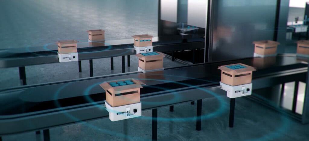 IO-Link Wireless ermöglicht drahtlose Überwachung und Steuerung in der Produktion