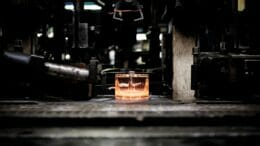 Produktion bei Heinz-Glas