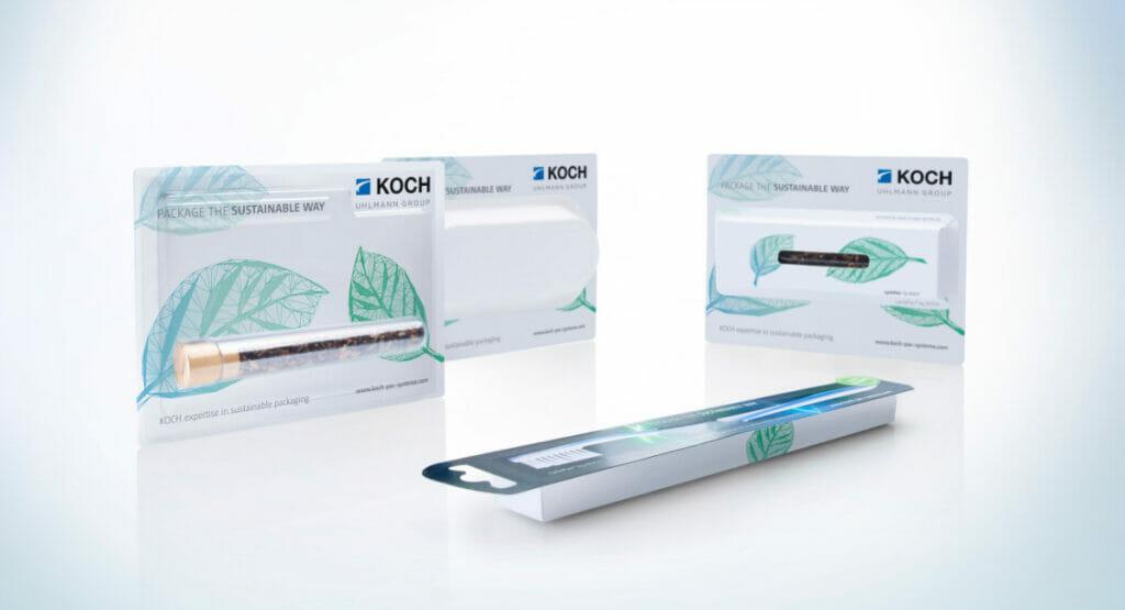 Nachhaltige Verpackungslösungen von Koch Pac-Systeme