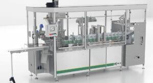 Beutelpackmaschine von SN Maschinenbau
