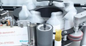 Bausch & Ströbel Etikettiermaschine ESF 60100