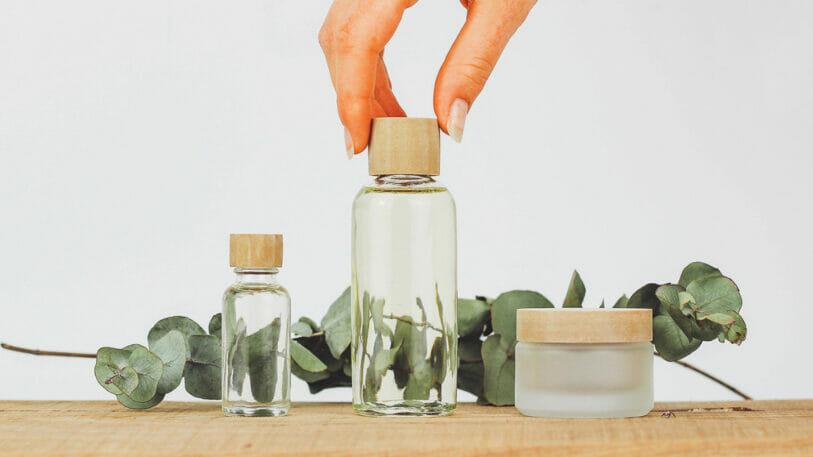 Forewood Kosmetikverschlüsse aus Holz