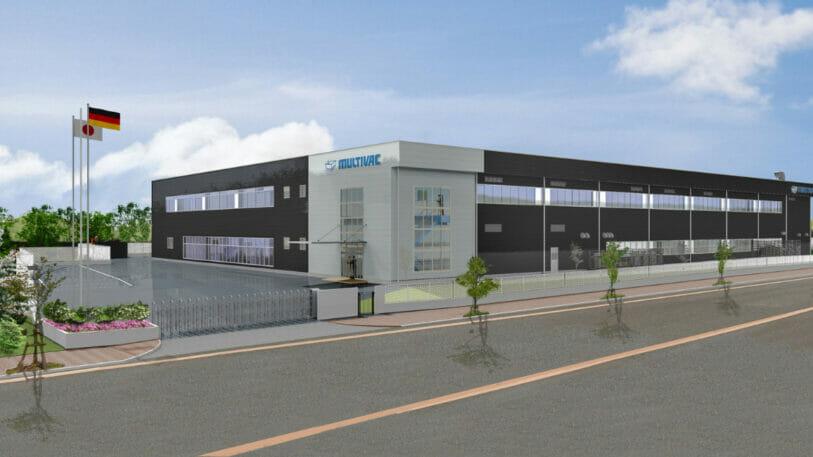 Multivac investiert in Japan in Multifunktionsgebäude