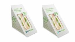 recycelbare Sandwich-Verpackung Greencore Proampac