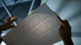 Sappi RFID-Papier