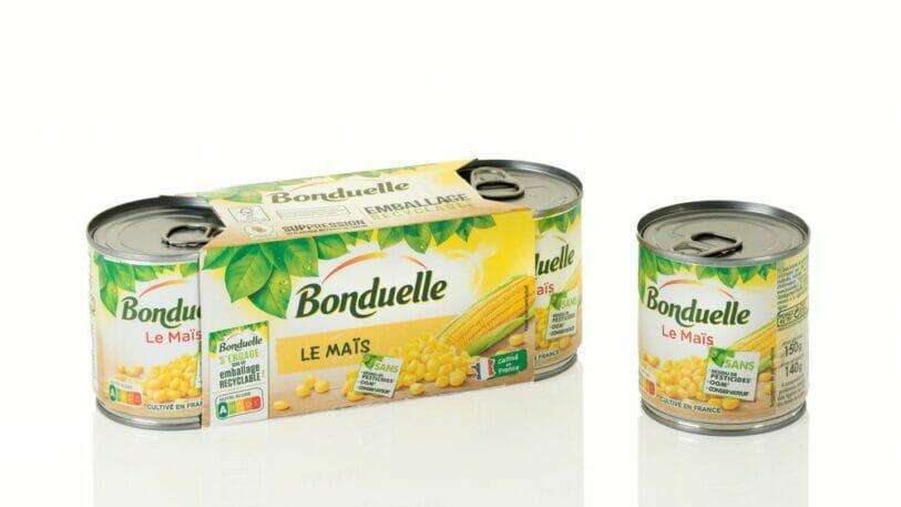 Bonduelle Bundle - Van Genechten Packaging