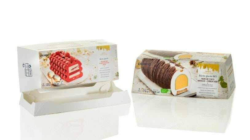 Picard Frozen Creation - AR Packaging Cholet mit Stora Enso