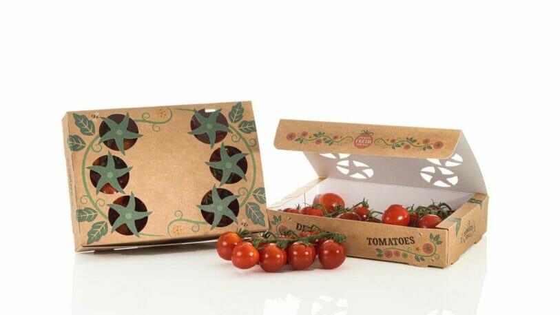 The Tomato Stall Punnet