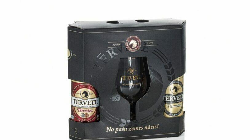TĒRVETE BEER - Van Genechten Packaging
