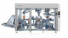 Umweltschonende Verpackungslösunge: Für Hersteller von Konsumgütern ist das Maschinenprogramm Lightline eine optimale Möglichkeit, um sich schnell mit zukunftsfähigen Verpackungsprozessen am Markt zu positionieren.