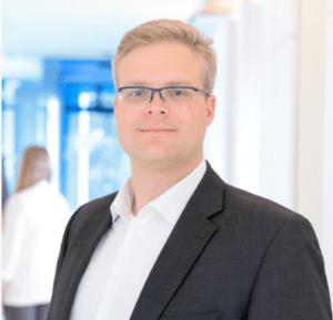 Michael Weber, Leiter Corporate Strategie und Marketing bei Thimm