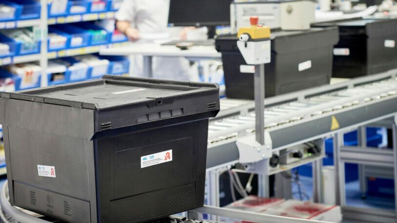 Bito-Lagertechnik Pharmabox