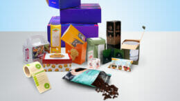 Wirmachendruck recycling- und naturmaterialien