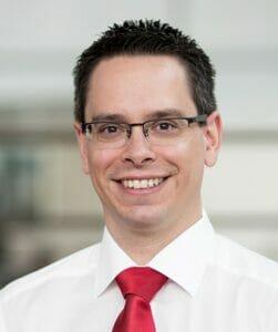 Ronny Olsson, Leiter der Arbeitsgruppe SVS System Integration/Software bei SEW-Eurodrive