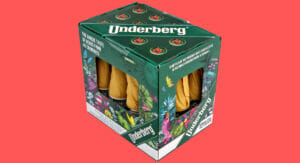 Kunststofffreie Verpackung: Underberg in recycelbaren Verpackungen der STI Group