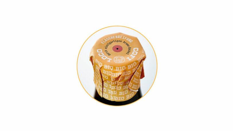 Ein Aromadeckel von Cofi Loco