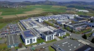 Firmensitz von Weber Maschinenbau